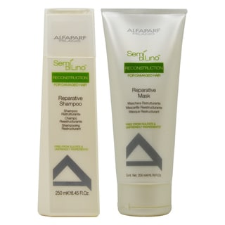 Alfaparf Semi Di Lino Reconstruction Reparative 2-piece Haircare Set