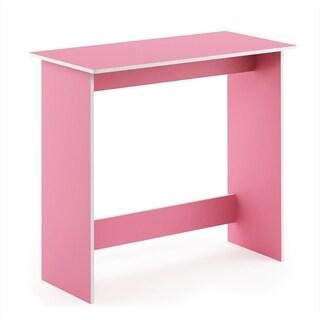 Furinno 14035EX Simplistic Study Desk, Espresso