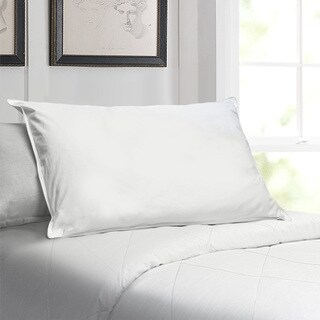 Grand Luxe Mulberry Silk Filled Hypoallergenic Pillow