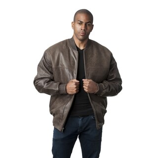 Men's 'Wilda' Leather Jacket (3 options available)