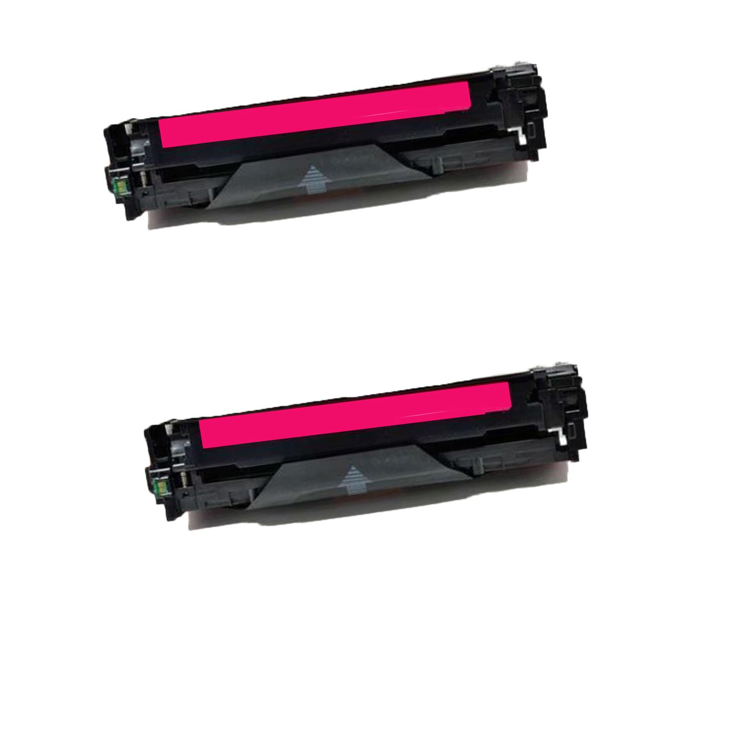 N 2PK Compatible CE323A Toner Cartridge For HP Color Pro ...