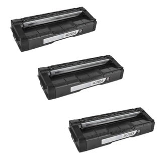3PK Compatible 407653 Toner Cartridge For Ricoh SP C252DN C252SF  ( Pack of 3 )