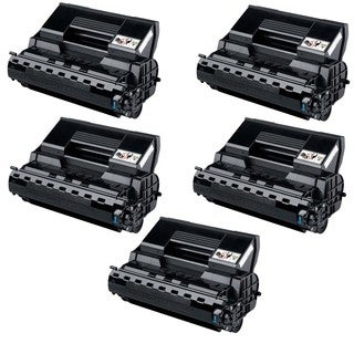 5PK Compatible QMS 5650 Toner Cartridge For Konica Minolta PagePro 5650 Toner Cartridge  ( Pack of 5 )