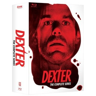 Dexter: The Complete Series (Blu-ray Disc)