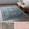 Meticulously Woven Los Polyester Rug (4' x 6')