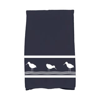 16 X 25-inch Birdwalk Animal Print Hand Towel