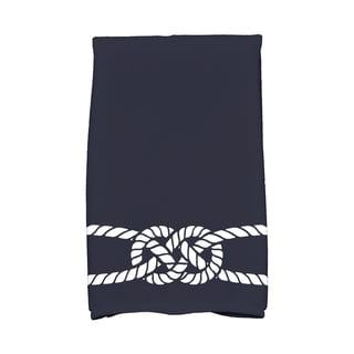 16 X 25-inch Carrick Bend Geometric Print Hand Towel