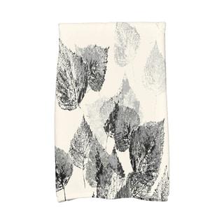 16 X 25-inch Fall Memories Floral Print Hand Towel