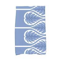 16 X 25-inch Fern 1 Floral Print Hand Towel