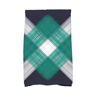 16 X 25-inch Geometric 1 Geometric Print Hand Towel