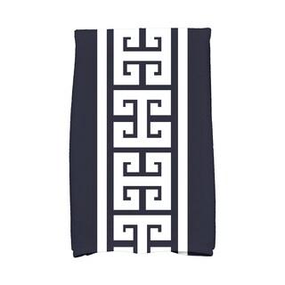 16 X 25-inch Key Stripe Stripe Print Hand Towel