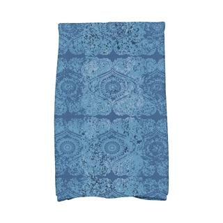 16 X 25-inch Patina Geometric Print Hand Towel