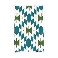 16 X 25-inch Patna Geometric Print Hand Towel