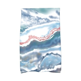 16 X 25-inch Remolina Geometric Print Hand Towel