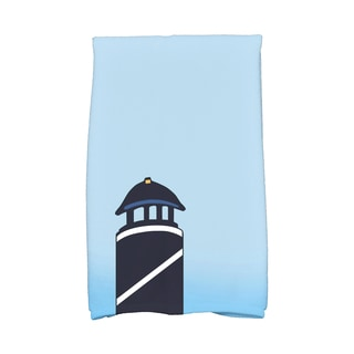 16 X 25-inch Safe Harbor Geometric Print Hand Towel