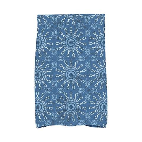 18 x 30-inch Sun Tile Geometric Print Hand Towel