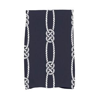 16 X 25-inch Tom Foolery Stripe Print Hand Towel