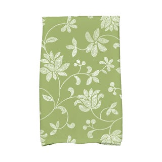 16 X 25-inch Traditional Floral Floral Print Hand Towel (5 options available)