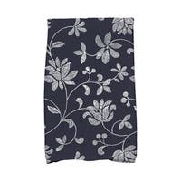16 X 25-inch Traditional Floral Floral Print Hand Towel