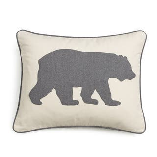 Eddie Bauer Bear Felt 3 Colors Decorative Pillows|https://ak1.ostkcdn.com/images/products/12311617/P19146243.jpg?impolicy=medium