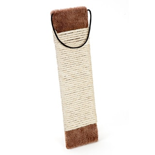 Cat Craft Brown Sisal Rope Cat Hanging Scratch Pad