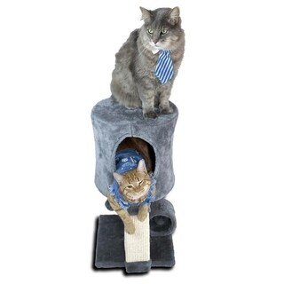 Cat Craft Cat Condo Grey