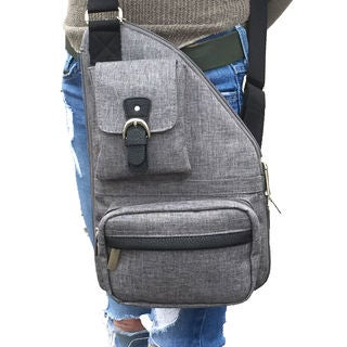 Sacs of Life Mini Metro Expandable Crossbody Bag