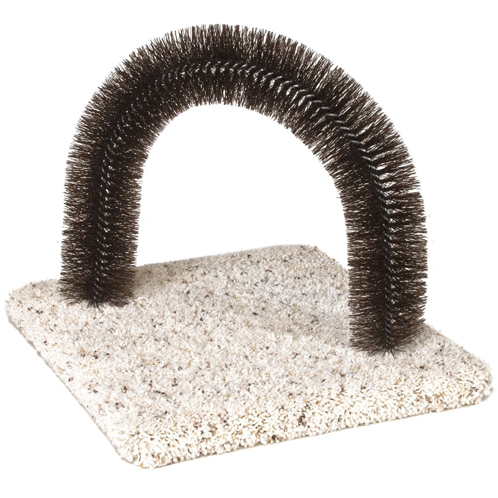 Ware Manufacturing Ware Brush-N-Scratch (Black / Beige)