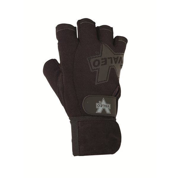 Valeo GLLY Pro Performance Black Wrist Wrap Glove