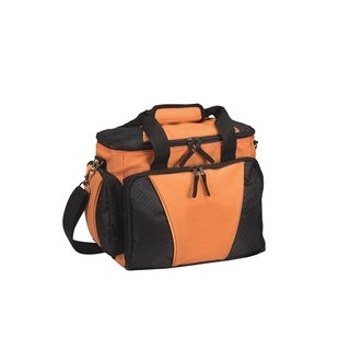 Goodhope 24-pack Cooler Lunch Bag w/Drink Tray