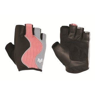 GLCF Women's Pink Medium Crosstrainer Plus Gloves