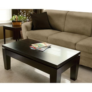 Bamboogle Rio Collection Brown/Honey-colored Bamboo Coffee Table