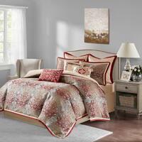 Bombay Norton Red Comforter Set