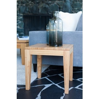 Bamboogle Brazil Collection Bamboo Side Table