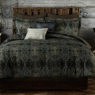 Tracy Porter Gigi Cotton Grey Comforter Set