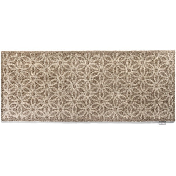 shop hug rug eco friendly dirt trapper daisy beige. Black Bedroom Furniture Sets. Home Design Ideas