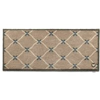 Hug Rug Eco-friendly Dirt Trapper Trellis Washable Runner Rug - 2' x 5'