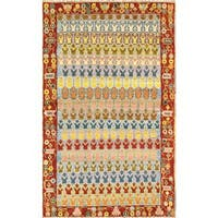 Pasargad Vintage Turkish Anatolian Wool Multi Area Rug