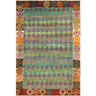 Pasargad Vintage Turkish Anatolian Wool Area Rug (3' x 4' 4)