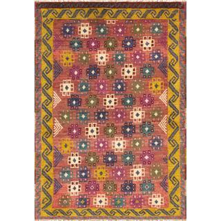 Pasargad Vintage Turkish Anatolian Wool Area Rug (3' 1 x 4' 6)