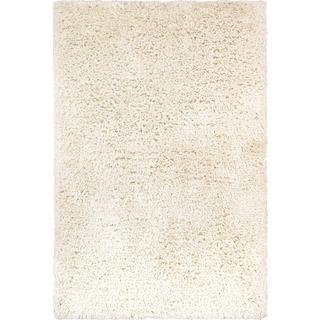 Pasargad's Paris Shag Collections Hand-woven Poly and Cotton Shaggy Area Rug (8' x 10')
