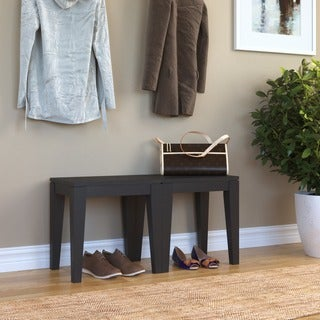 Bamboogle Brazil Collection Bamboo Accent Table