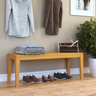Bamboogle Brazil Collection Bamboo Bench (3 options available)