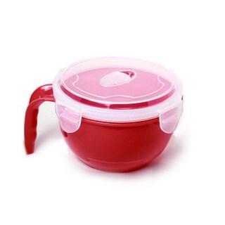 Microwaveable Noodle Bowls