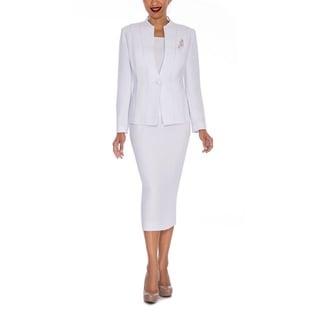 White Suits & Suit Separates - Shop The Best Deals on Women's ...