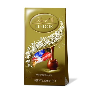 Lindor Bag of Assorted Chocolates (Pack of 6)