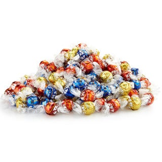 Lindt Lindor Assorted Chocolate Truffles (Case of 550)