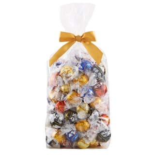 Lindt Chocolate Lindor Assorted Chocolate Gift Bags (Case of 100)