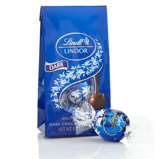 Lindor Dark Chocolate Mini Bag (Case of 24)