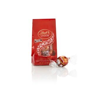 Lindor 24-count Milk Chocolate Mini Bag